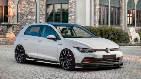 Volkswagen Golf 8 by JMS