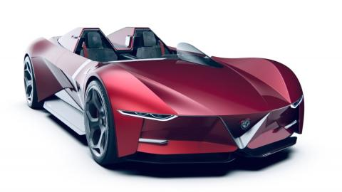 Alfa Romeo Duetto Stradale
