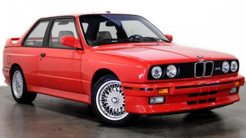 BMW M3 E30 de Paul Walker
