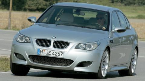 BMW M5 E60 segunda mano