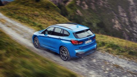 El SUV híbrido enchufable de BMW