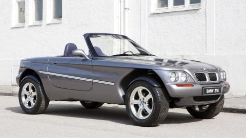 prototipos olvidados deportivo suv descapotable roadster