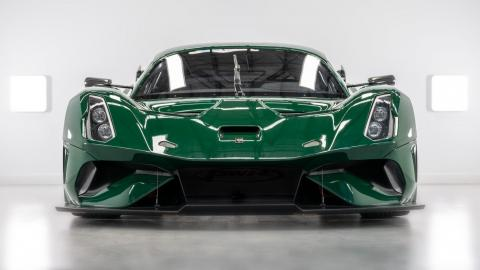 verde british racing green competicion motorsport track day