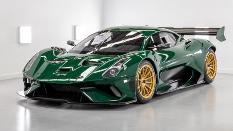 verde british racing green competicion motorsport track day