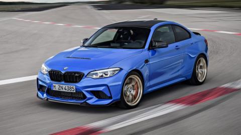 Detienen producción BMW M2 Europa