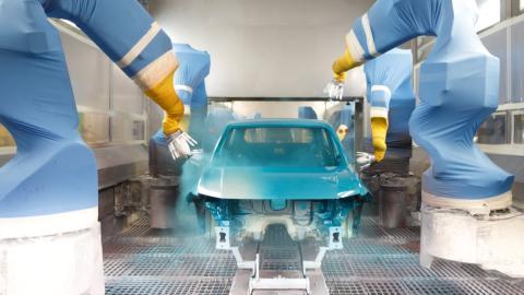 Fábricas coches en España