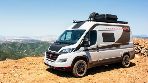 autocaravana expedicion aventura off-road