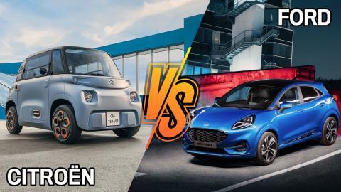 Ford vs Citroën