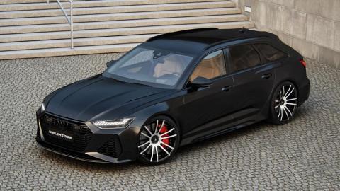 Galería: Audi RS6 de Wheelsandmore