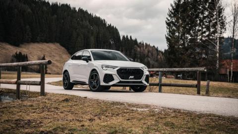 Galería: Audi RSQ3 de ABT