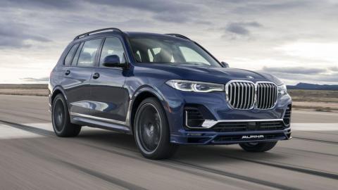 Galería: BMW Alpina XB7
