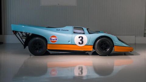 Galería: Réplica Porsche 917K Junior