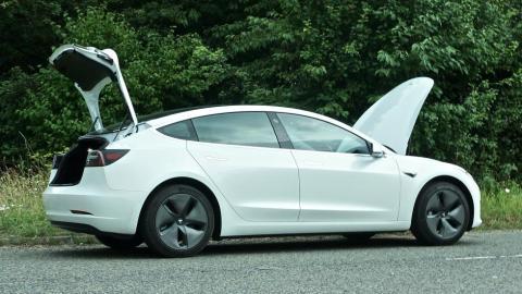 Galería: Tesla Model 3 Autonomía Estándar Plus