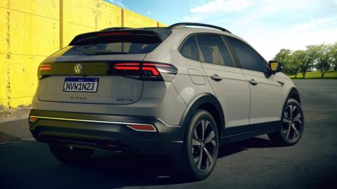 Galería: Volkswagen Nivus