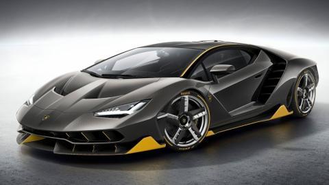 Coupe hiperdeportivo fibra carbono lujo altas prestaciones