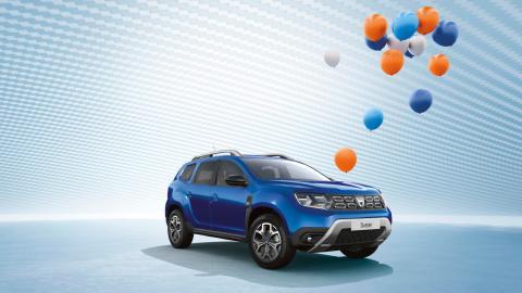 Dacia Duster 15 aniversario