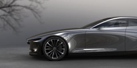 ¿El futuro Mazda6?