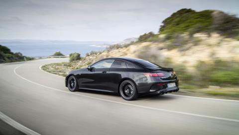 Mercedes Clase E Coupé 2020