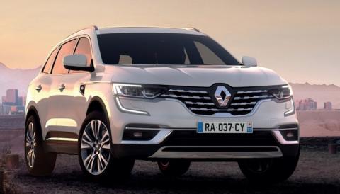Renault Koleos 2020 prueba