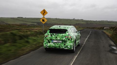 Va a por SUV del estilo del BMW iX3
