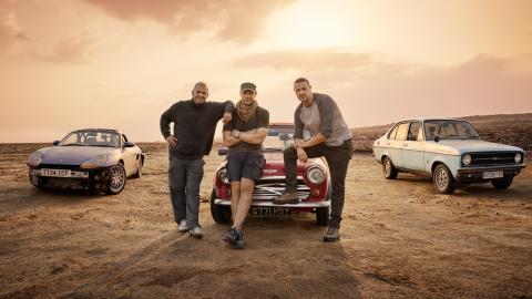 El programa de televisión Top Gear