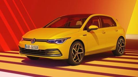 Volkswagen Golf 8 problemas software entregas