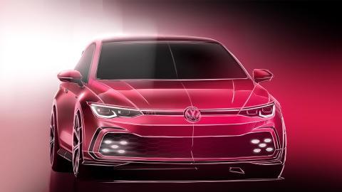 Volkswagen Golf GTI Diseño