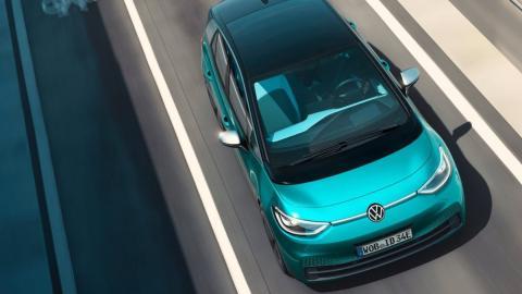 Volkswagen ID.3 electrico