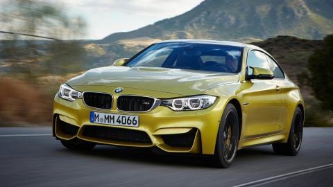 coches deportivos lujo altas prestaciones ocasion usado amarillo