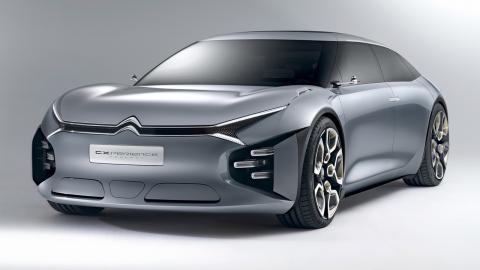 Futuro Citroën C5