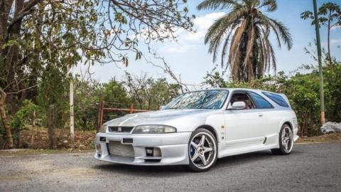 Galería: Nissan Skyline R33 Speed Wagon