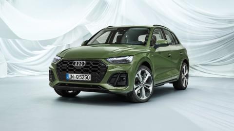 Galería: nuevo Audi Q5