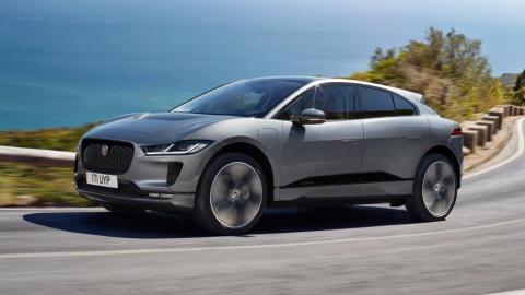 Galería: nuevo Jaguar I-Pace