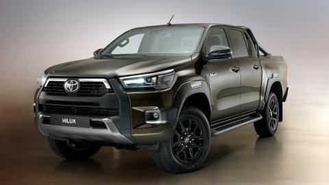 Galería: nuevo Toyota Hilux