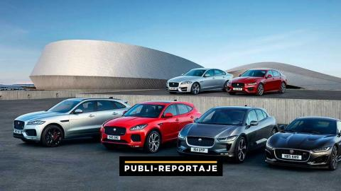 gama Jaguar para topgear