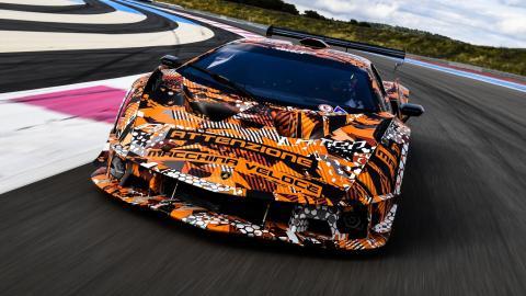 superdeportivo deportivo circuito competicion motorsport squadra corse