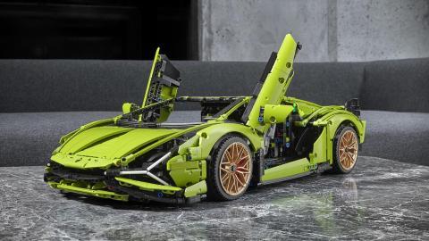 coches deportivos maquetas lujo altas prestaciones