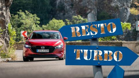 Quizá debería existir un Mazda3 con turbo