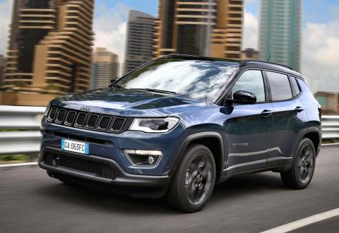 Nuevo Jeep Compass 2020