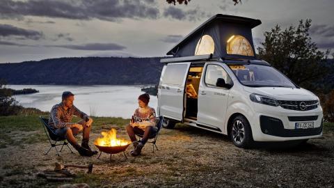 autocaravana camping caravana vacaciones viajar verano