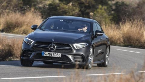 Prueba Mercedes-AMG CLS 53