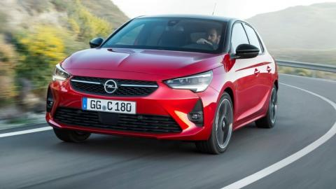 Prueba Opel Corsa 2020