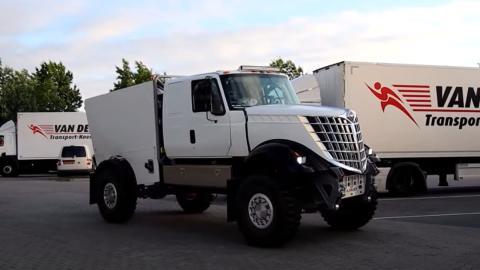 Scania DKR3