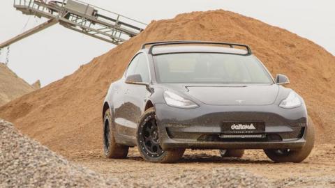 El Model 3 se convierte en todo un SUV