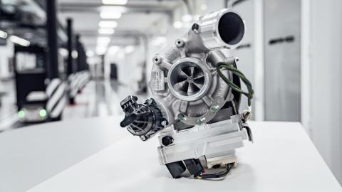 tecnologia sobrealimentacion turbocompresor electricidad micro-hibrido micro hibrido