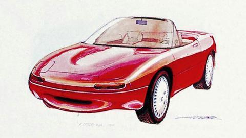 El modelo ganador procedía del centro de diseño de California