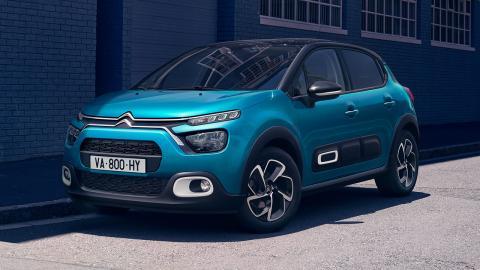 Citroën C3 2020 cambios con anterior