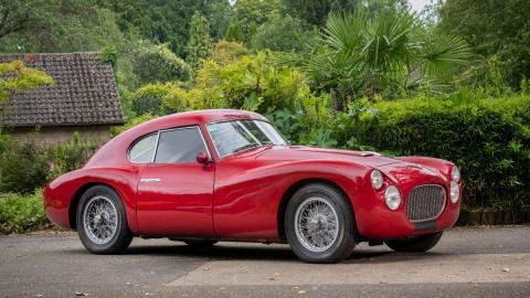 lujo clasico italiano 1954 motor v8