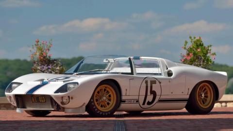 Mecum auctions competition le mans 1965