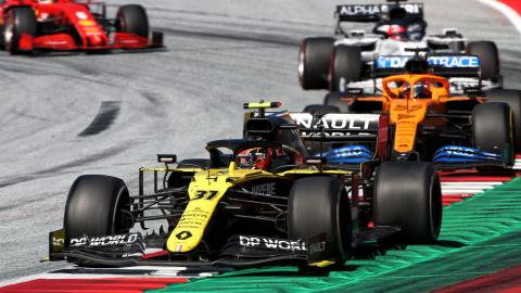 Fórmula 1 GP Austria 2020